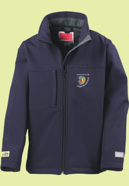 Junior-Softshell Jacke