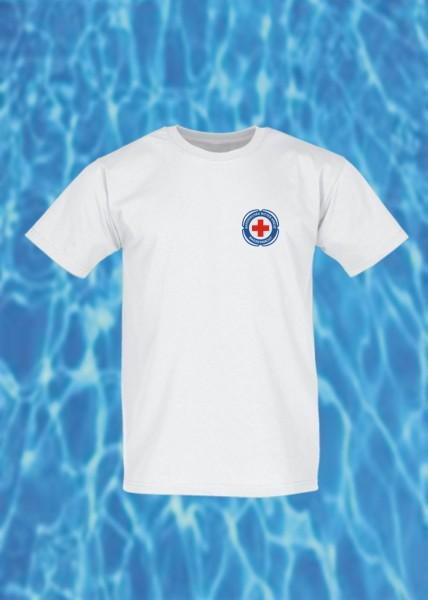 T-Shirt weiss mit Digitaldruck