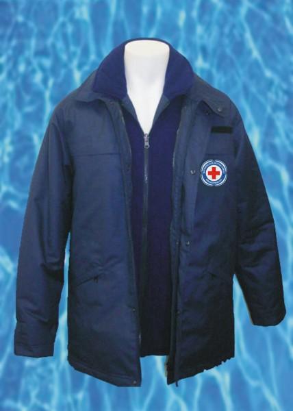 Wasserrettung 2- in 1 Jacket marine