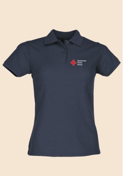 Elegantes kurzarm Damen-Poloshirt